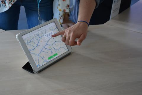 Inauguration des installations de l'OIEau - Atelier sur le big data au service de la connaissance