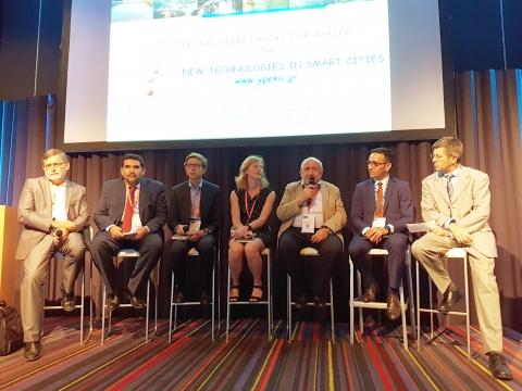 Conférence Innovative City - Table-ronde (1)